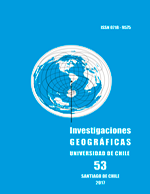 Investigaciones Geográficas